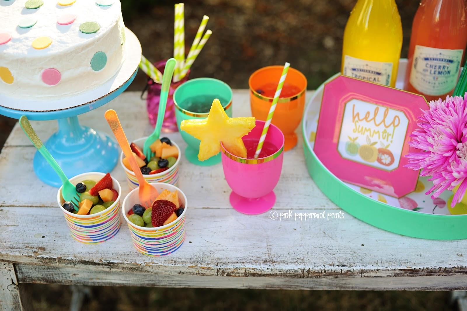 10 ideias para decorar a mesa para uma festa do dia das