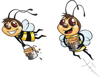 Sonhar com  abelhas