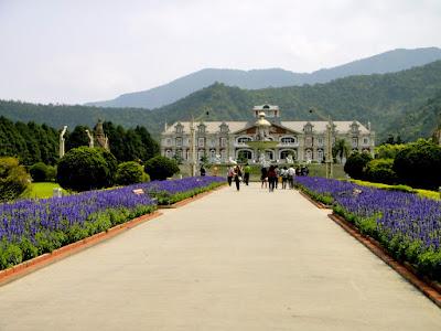 Formosa Aboriginal Cultural Village European Village Taiwan