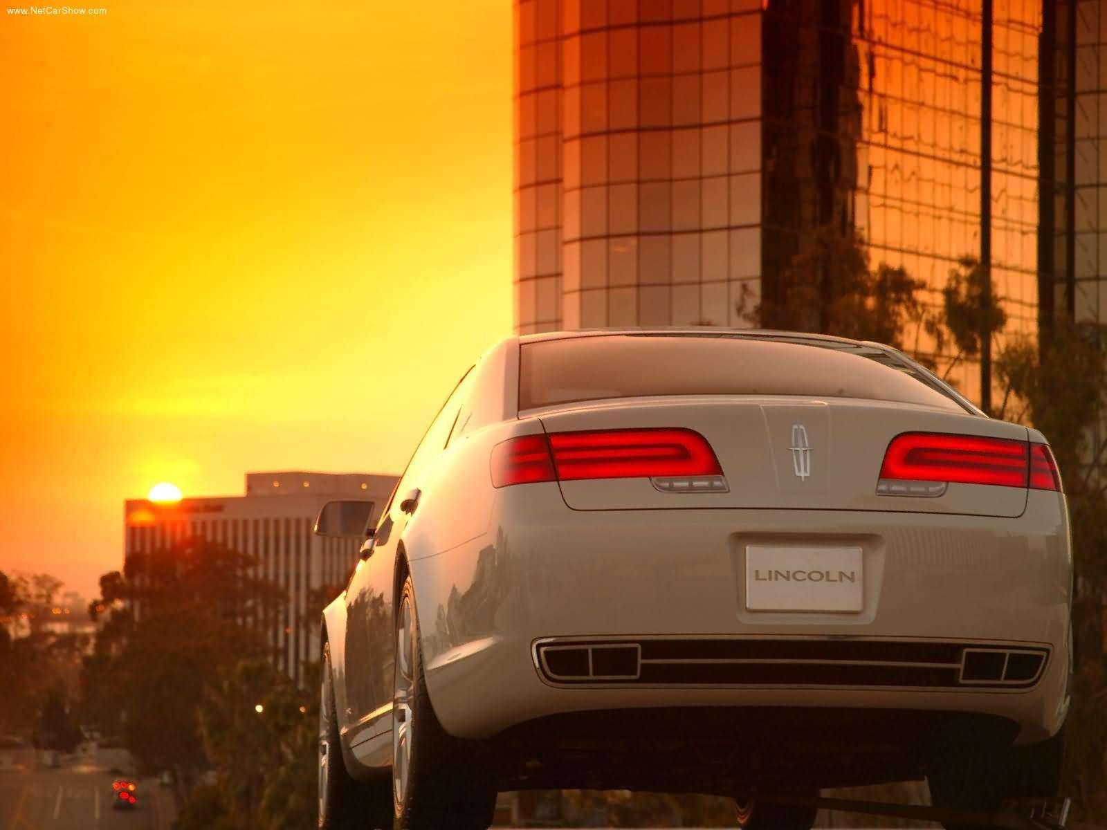 Hình ảnh xe ô tô Lincoln Zephyr 2006 & nội ngoại thất