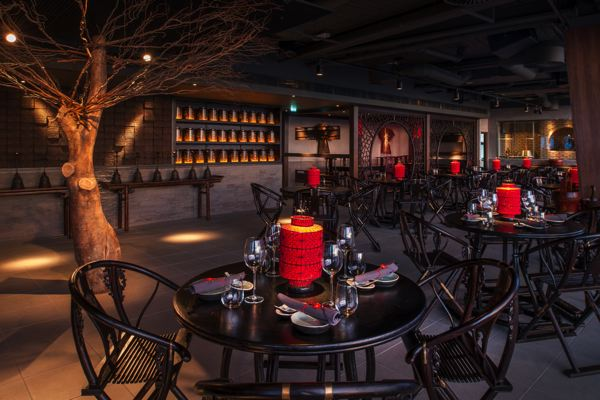 Richard southall architectural photographer hutong for Restaurants at the shard