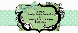 Crafting from the Heart Challenge