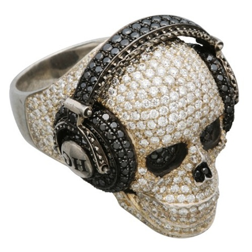 Scull Jewelry Ring