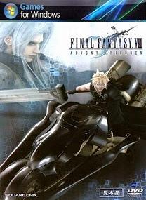 final fantasy 7 pc game cover art Final Fantasy VII RELOADED