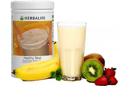 sữa Herbalife Shake Healthy công thức F1