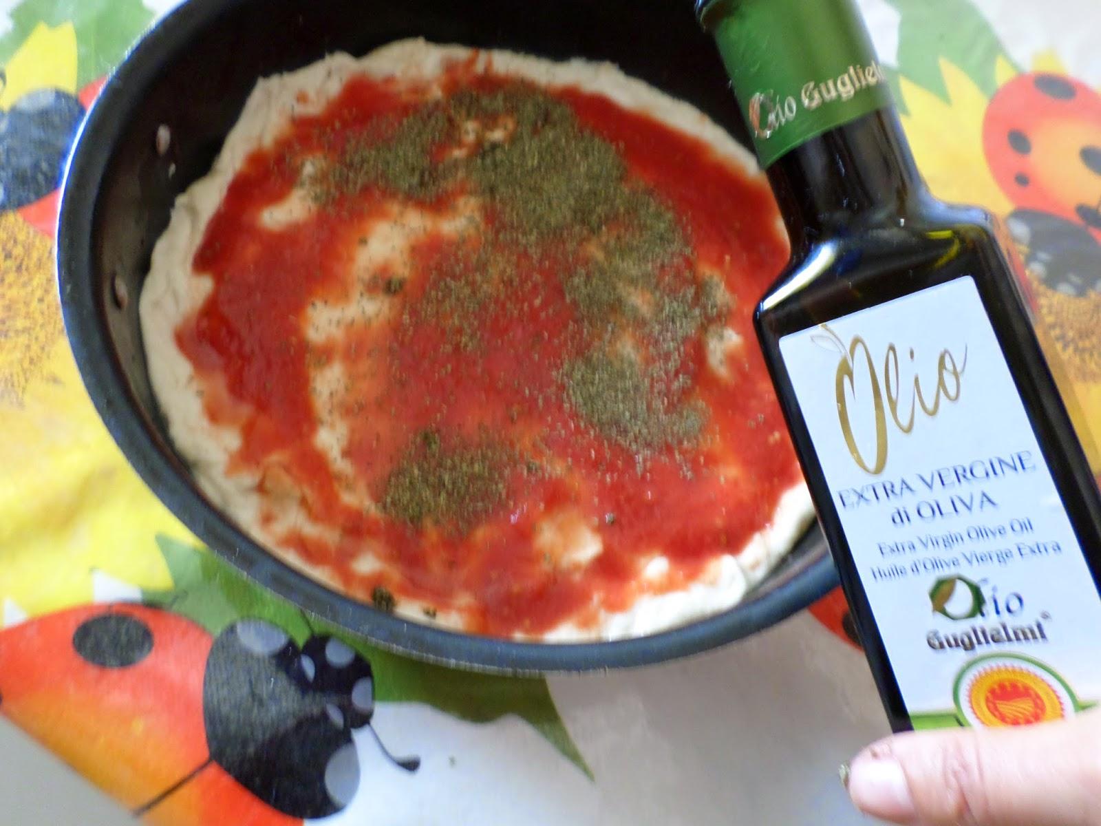 Pizza cotta con ewc suw evolution - Cucina evolution ricette ...
