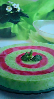 Resep Puding Lapis Spiral