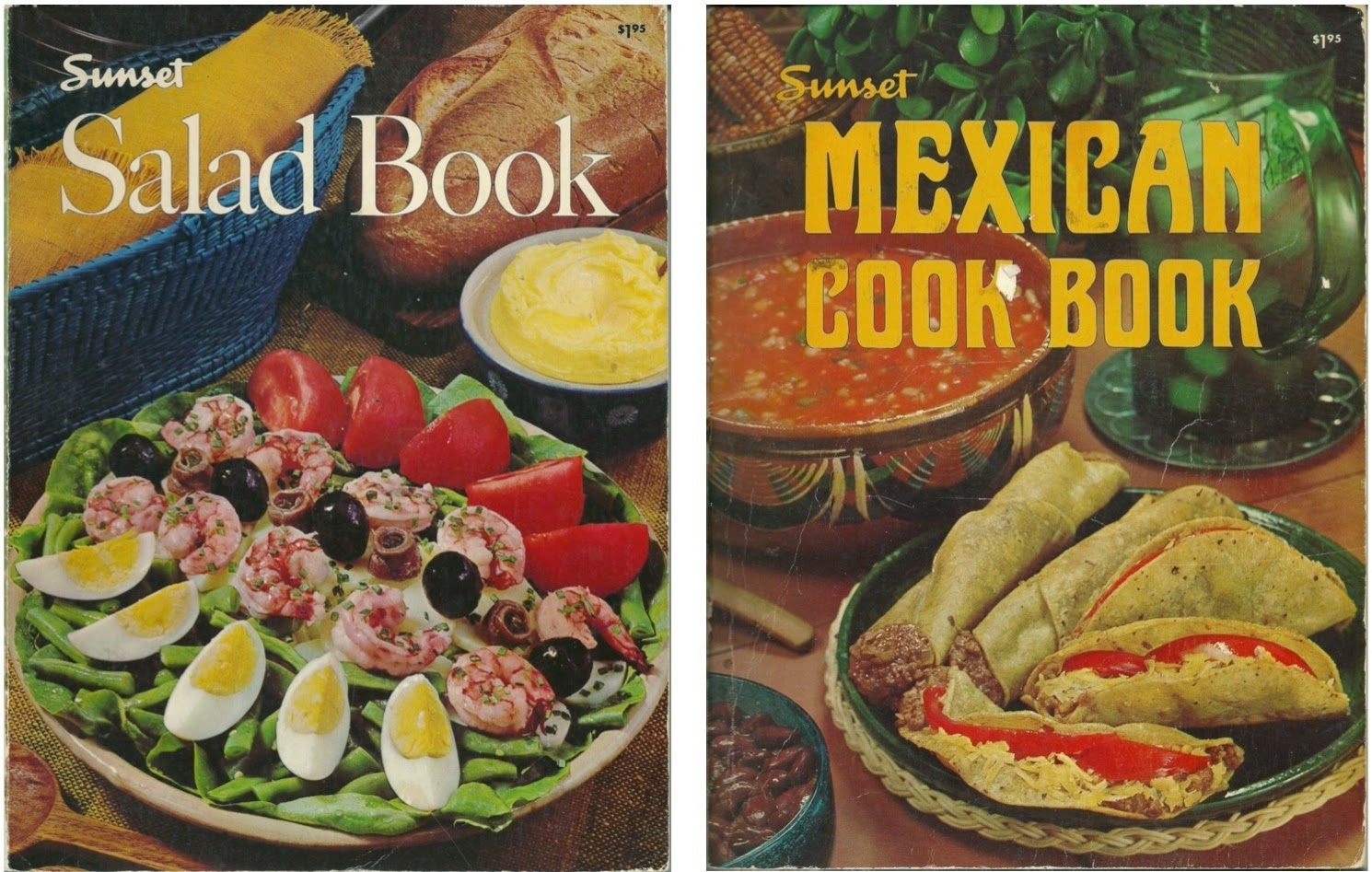 Maes food blog california cooking from sunset cookbooks i know some food snobs dont take sunset cookbooks seriously im not a food snob and over time i have learned a lot from sunset above are two books that forumfinder Gallery