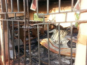 Students Burn Down IMT School Building In Order To Avoid Exam Malpractice Punishment [PHOTOS]