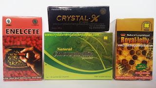 Crystal X Program Hamil untuk Istri Agar Cepat Hamil