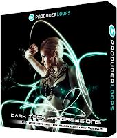 Producer Loops Dark Tech Progressions