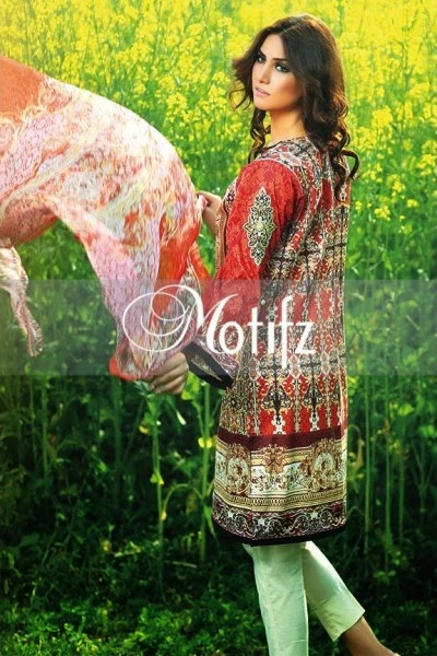 latest motifz lawn collection 2015