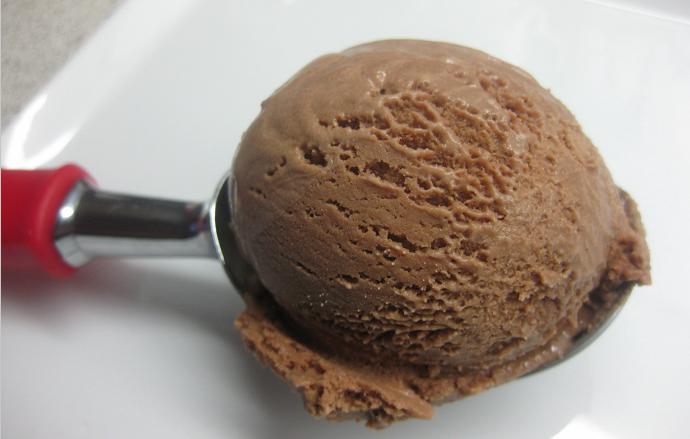 chokoladeis det søde liv