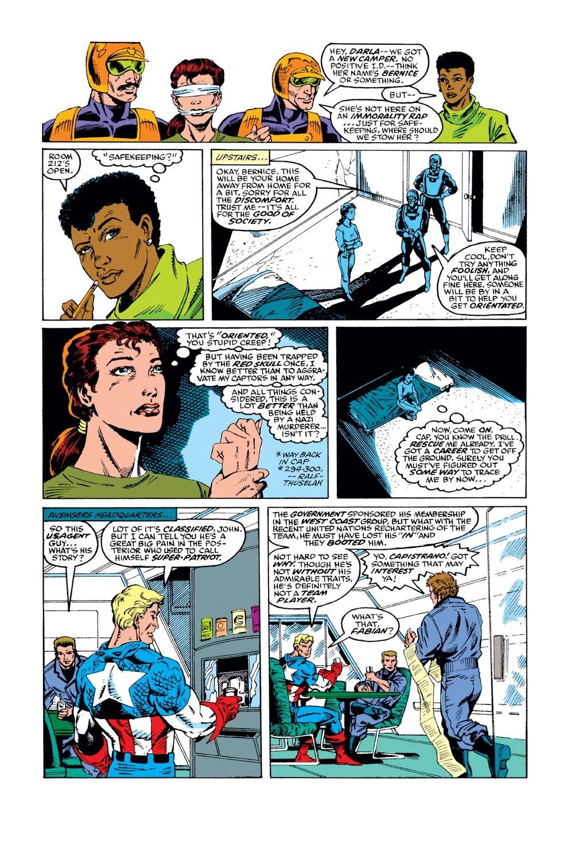 Captain America (1968) Issue #386 #319 - English 9