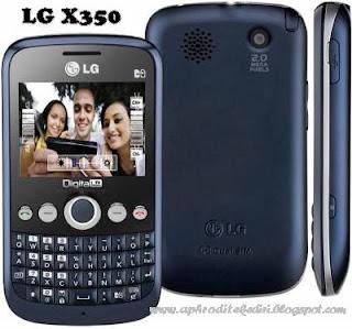 Harga LG X350