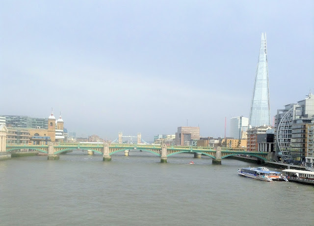 The Shard, London photo by modern bric a brac