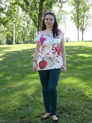 modistilla de pacotilla blusa sculpture blog de fans de ottobre diy