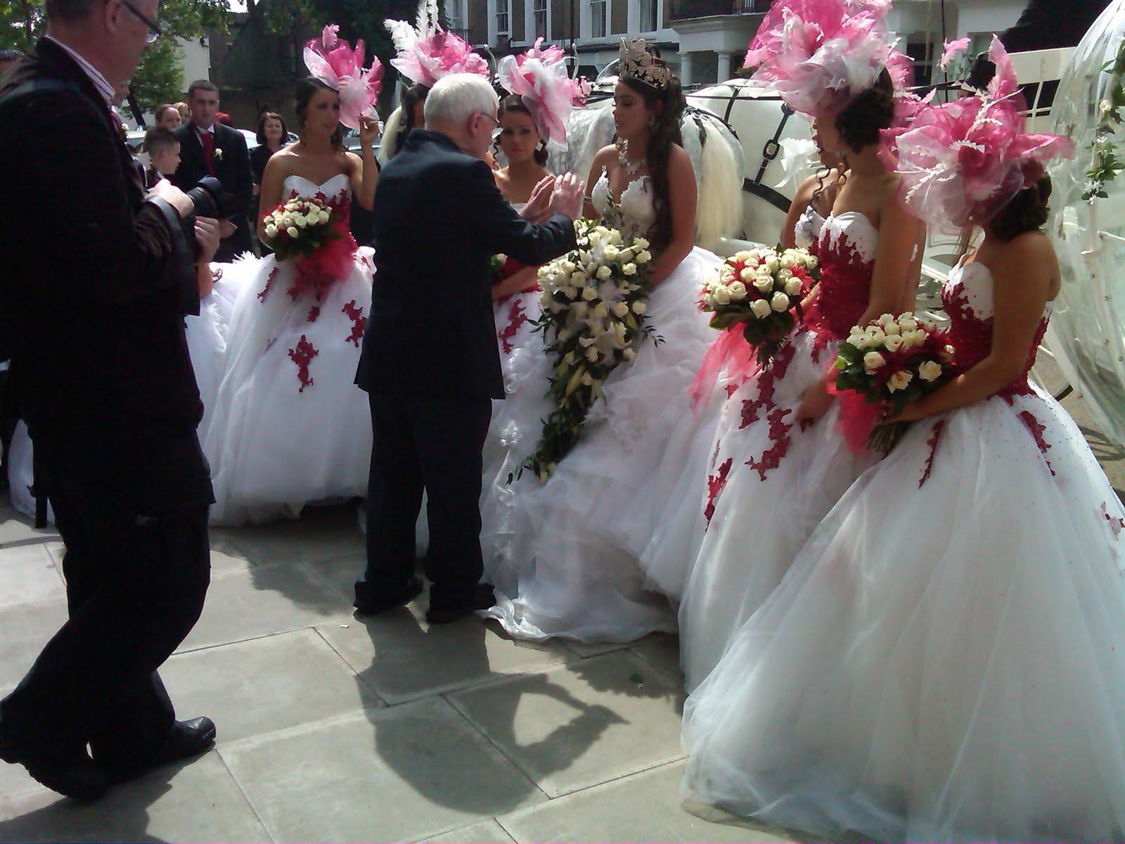 Fat gypsy wedding