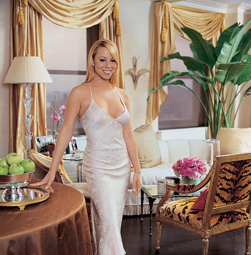 Mariah Carey Apartment Interior Design