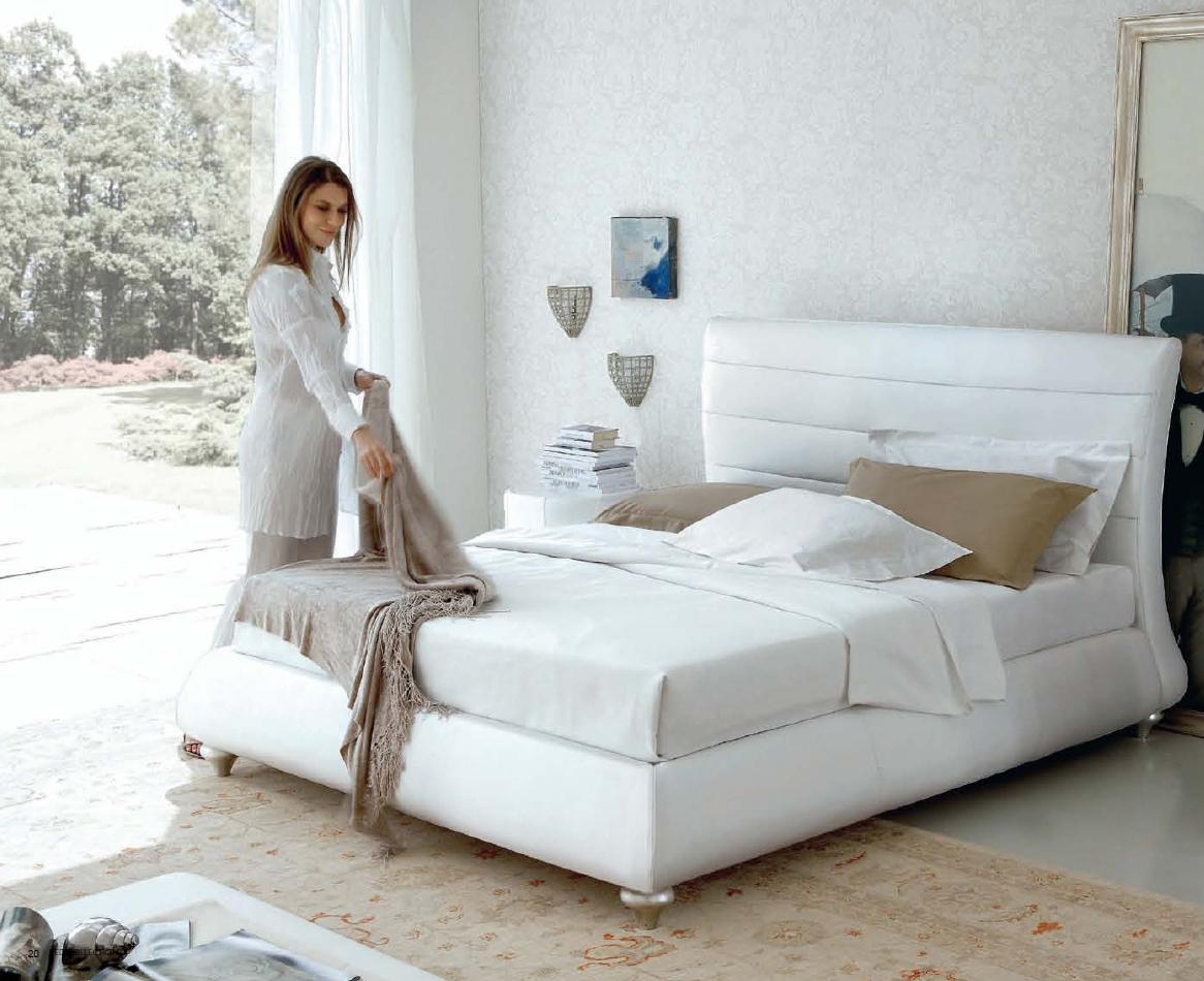 C mo vestir una cama geshab gesti n del habitat - Colcha blanca ikea ...