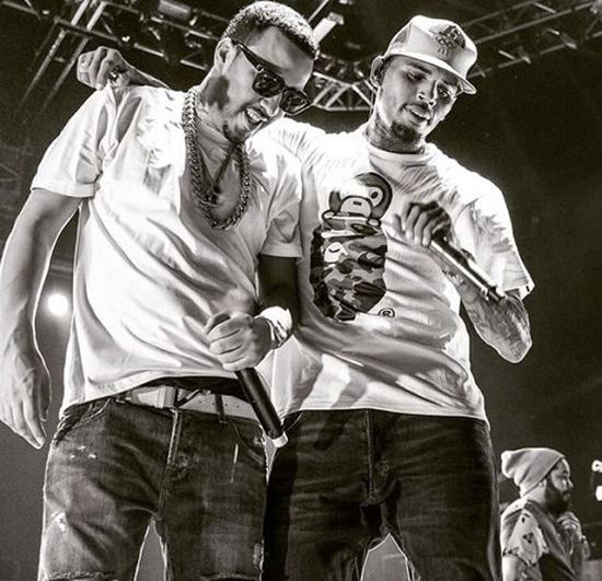 French Montana & Chris Brown - Antidote (Remix)
