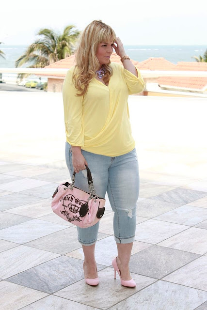 LOOK CASUAL CHIC PARA GORDITAS