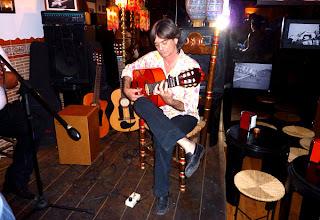 Consant Aubry, guitariste flamenco à Montpellier