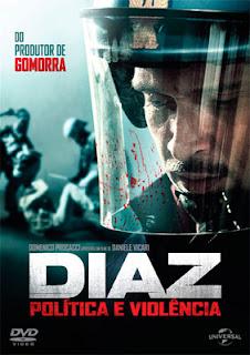 Diaz: Política e Violência - BDRip Dual Áudio
