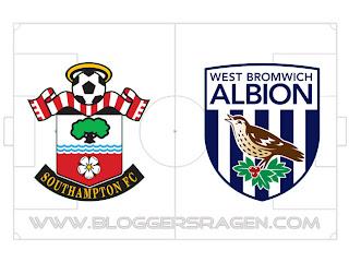 Prediksi Pertandingan Southampton vs West Bromwich Albion