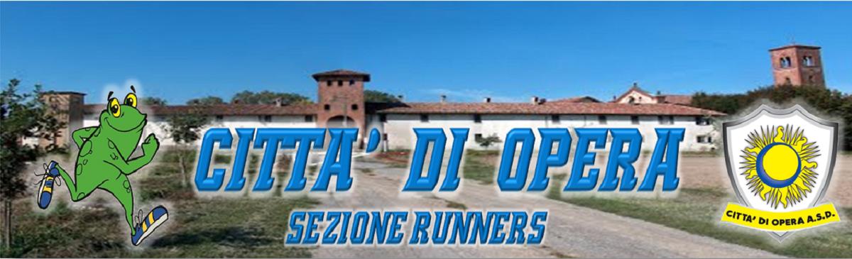 CITTA'  DI  OPERA  RUNNERS