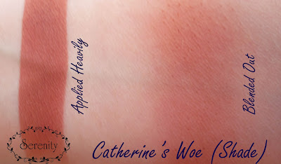 Notoriously Morbid Catherine's Woe Swatch