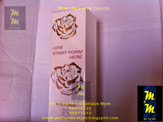 perfume love start from here pour femme