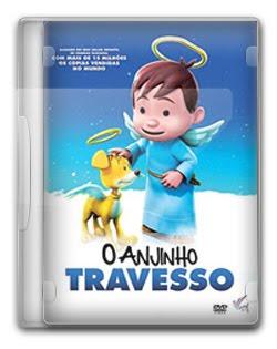 O Anjinho Travesso   DVDRip AVI Dual Áudio + RMVB Dublado