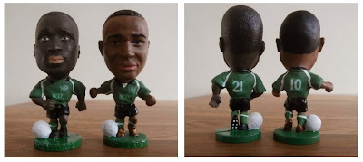 Tony Yeboah, Jamie Ndlovu