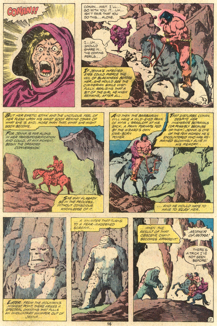Conan the Barbarian (1970) Issue #118 #130 - English 13