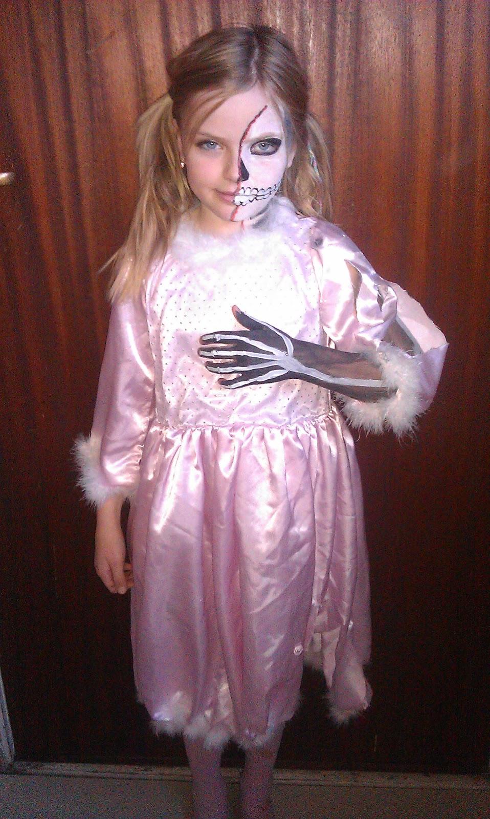 gresskarhode halloween kostyme