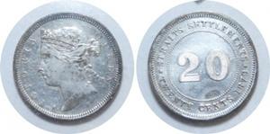 1879H 20 cents