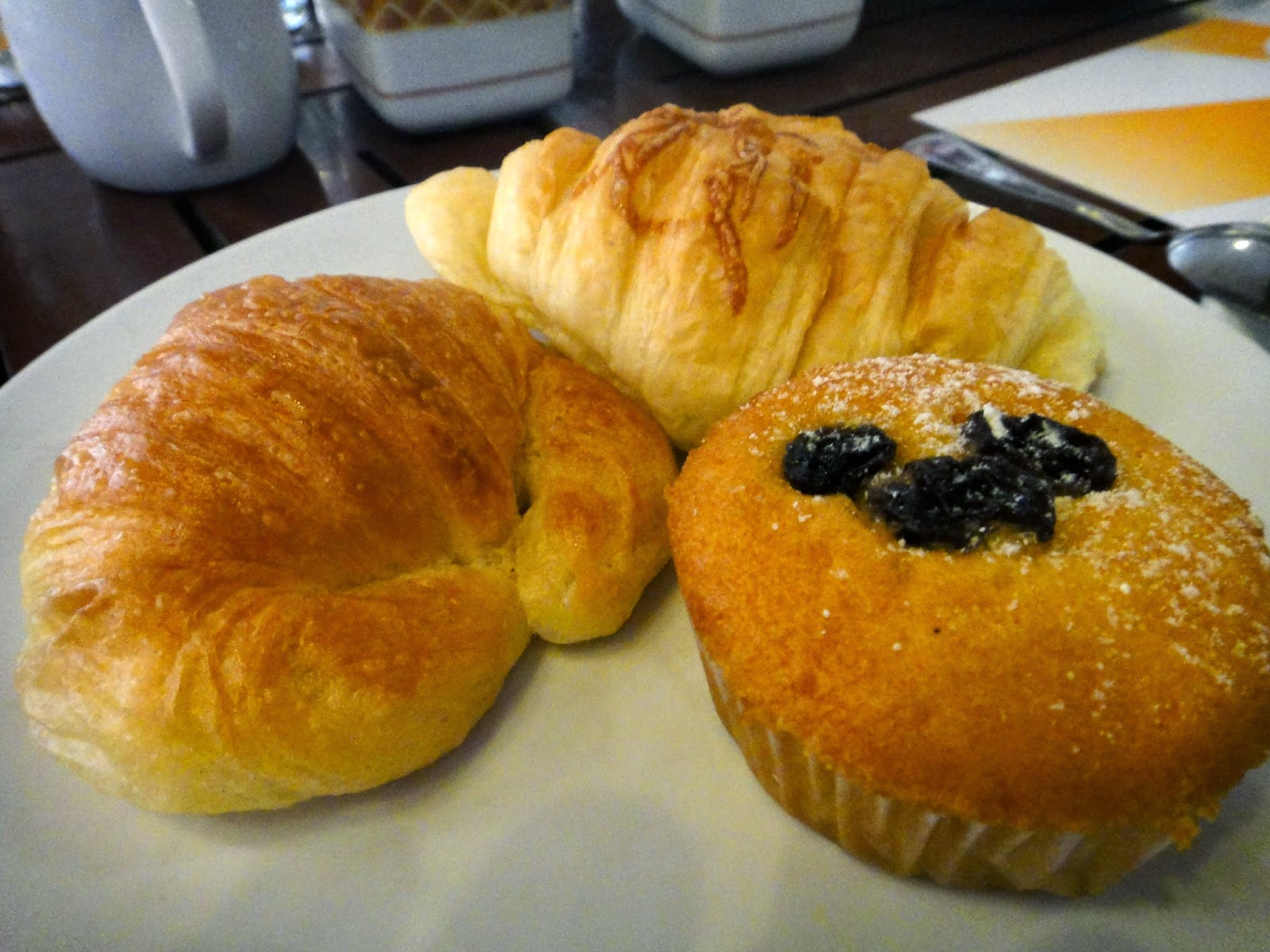 Hotel Aston Tanjong Benoa Croissant Breakfast