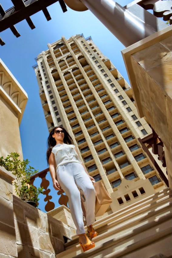Arjaan DMC has a great location in the heart of Dubai Media City