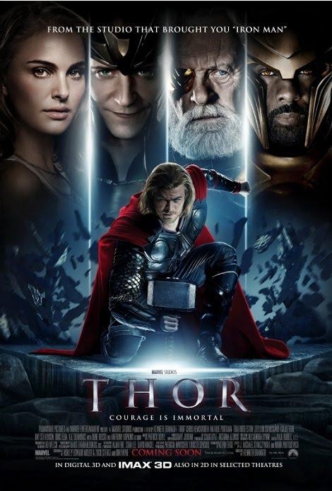 Xem Phim Thor : Thần Sấm