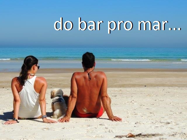 Do BAR pro MAR...