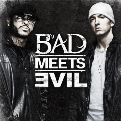 Can't wait till June 13 to hear Eminem and Royce Da 5'9″'s Bad Meets Evil album?  Check out samples of every song.