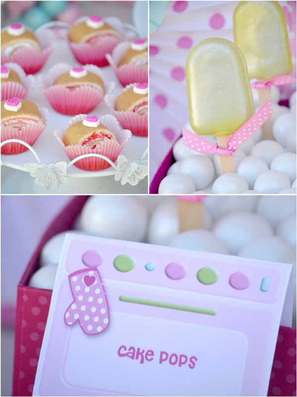 Baking Birthday Party Ideas and Printables   Party Printables Blog