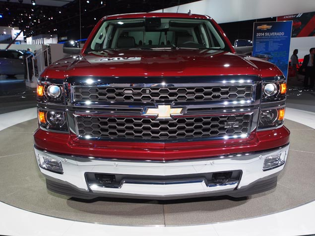2014 Chevrolet Silverado Review