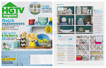 New Press: HGTV Magazine Sept 2012