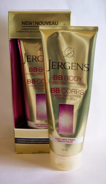 5 Get Ready For Spring Beauty Tips, Cleaning, The Purple Scarf, Melanie.Ps, Toronto, Ontario, Canada, Skincare, Shower, nailcare, Jergens, BB Body Perfecting Cream
