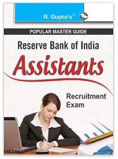 Reserve Bank of India: Assistants Recruitment Exam Guide