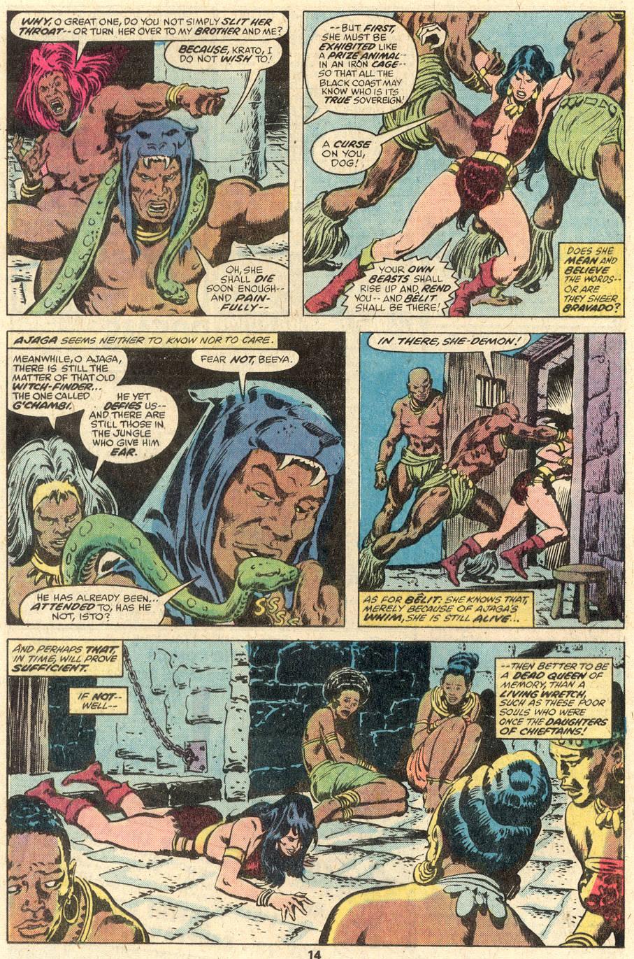 Conan the Barbarian (1970) Issue #95 #107 - English 9
