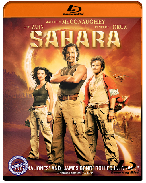 Sahara 2005 Hindi Dual Audio BRRip 480p 300MB