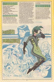 Merodeador Marino (ficha dc comics)